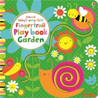 Baby's Very First Fingertrail Playbook Garden