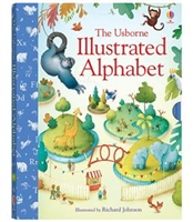 Illustrated Alphabet Book