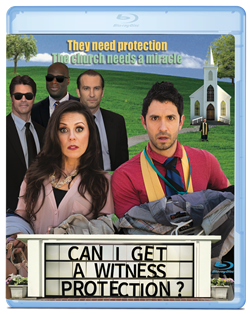 Can I Get A Witness Protection? Blu-ray