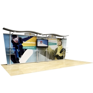 timberline - 20ft Hybrid trade show display