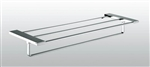 "Aqua FINO 24"" Triple Towel Bar - Chrome"