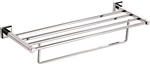 Aqua NUON Towel Rack - Chrome