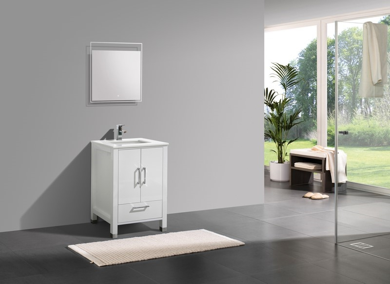 Drawer soft closing hardware white ceramic sink countertop and - Included In The Price Mdo Wood Construction Console Water