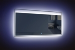 Kubebath Twinkle 55'' Wide LED Mirror
