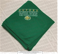 Buford Wolves Stadium Blanket