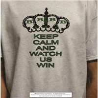 Buford Wolves Crown Tee Shirt