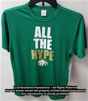 Buford All The Hype Tee Shirt
