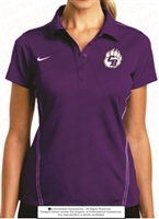 Cherokee Bluff Bears Ladies Nike Polo