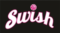 "Swish Atlanta Full Color 5"" Car Sticker"