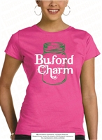 Buford Charm Girls Tee