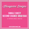 Second Chance Grab Bag - Single Sheets