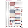 KAD Personal Weekly Planner Set - Home of the Brave