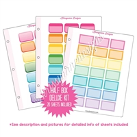 Binder Kit - Half Box Deluxe