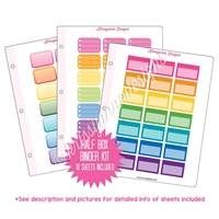 Binder Kit - Half Box
