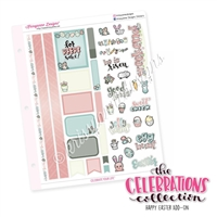 The 2017-2018 Celebrations Collection Add-On: Happy Easter