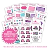 GO Wild 2018 Compact Sticker Refill Kit