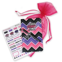 KAD Gift Set - Chevron It's a Planner Thing