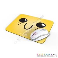 Rectangle Mouse Pad - Freckle Steve