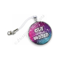 KAD Charm - Round Out of This World