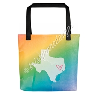 KAD Signature Tote - Texas Strong