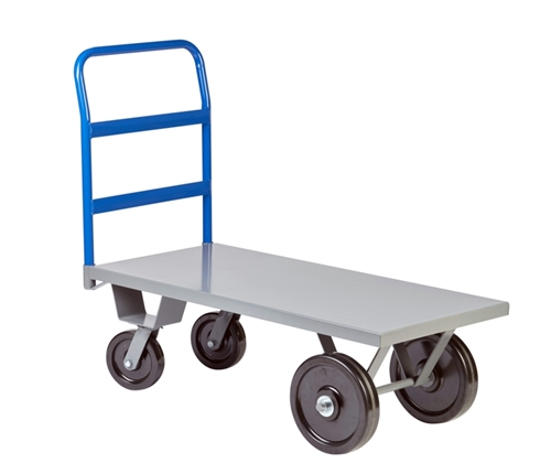 "Super Heavy Duty Platform Truck - 36"" x 60"" Deck Size"