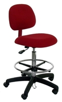 P45-FC, Economy Bench Height ESD Chair