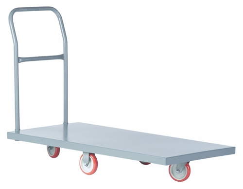 "Quick Turn Platform Truck - 24"" x 60"" Deck Size"