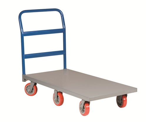 "Six Wheel Platform Truck - 30"" x 60"" Deck Size"