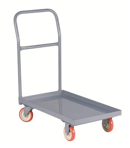 "PU19 - Lips Up Platform Truck - 24"" x 48"" Deck Size"