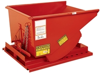 Heavy Duty Self Dumping Hoppers