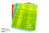 Clairefontaine Classic Side Staplebound Notebook - 6.5 X 8.25 - Lined