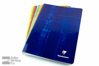 Clairefontaine Classic Side Staplebound Notebook - 11.75 X 8.25 - French