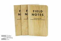 Field Notes 3-Pack - Cherry Wood - Graph