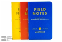 Field Notes 3-Pack - County Fair Edition - Arkansas