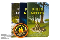 Field Notes 3-Pack - Campfire
