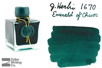 J.Herbin Emerald of Chivor 1670 Anniversary (50ml)