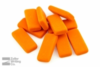 Palomino Blackwing Replacement Eraser - Orange - 10-pack