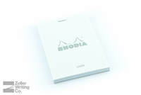 Rhodia Ice - 3.375 x 4.75 - Lined