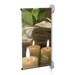 Serene Wall Banner Hanging System