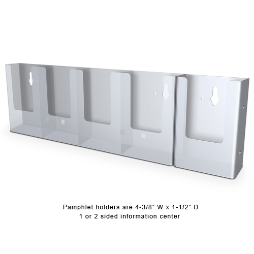 Signage Stands, Pamphlet Holder, Display Floor Stand