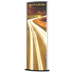 Extra Long Elliptical Signholder