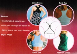 Bra Strap Solution from fullness