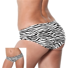 The Wild Zebra Padded Enhancer by fullness