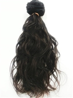 "3H Virgin Remy Human Hair 12""-28"" - Natural Wavy"