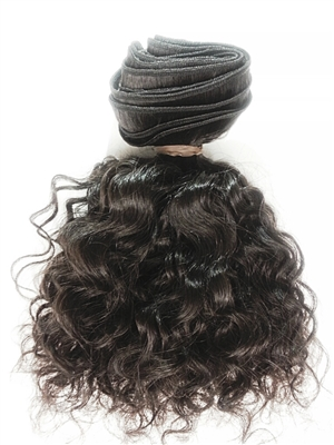 "3H Virgin Remy Human Hair 12""-28"" - Tight Curl"