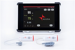 AULISA GUARDIAN ANGEL RX GA1000-P PEDIATRIC WIRELESS PULSE OXIMETER