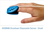 NONIN 6500MA DURAFOAM DIPOSABLE SMALL SENSOR (1 METER / 3 FEET) 5 SENSORS PER BOX