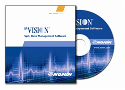 NONIN NVISION PULSE OXIMETRY SOFTWARE