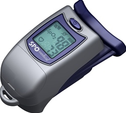 SPO MEDICAL 5500 FINGER PULSE OXIMETER