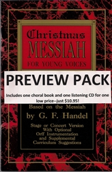 Christmas Messiah for Young Voices Preview Pack